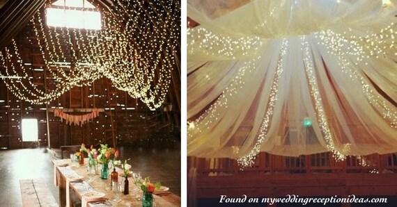 32 8 Ft 100 Led Fairy String Light Warm White Christmas
