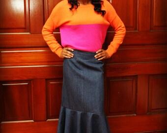 Dressy Long Skirt