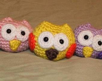 Owl Balls