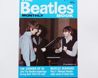 Beatles Monthly July 1985