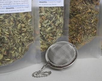 Organic Nourishing Tea Blend, Herbal Tea, Prenatal Nutrition