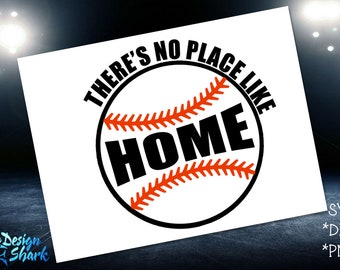 There's No Place Like Home SVG/DXF/PNG