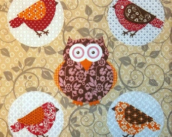 OWLS and OWL 1 towel paper size 33 X 33 184