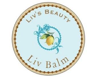 1 oz Liv Balm - Lemon