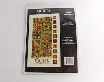Counted Cross Stitch Kit Quilts 1388K Designed by Diane Arthurs Imaginating