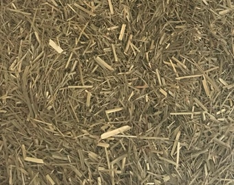 Lemongrass Leaves, Dried Herb, Culinary, Cymbopogon citratus