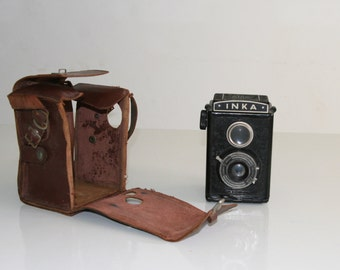 Vintage ATAK INKA CAMERA large format camera