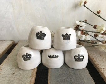 CROWN Individual Toothbrush holders