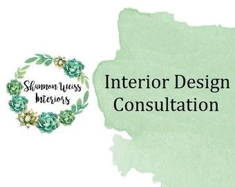 Interior Design Consultation | 30 Minutes