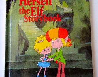 Vintage Herself the Elf  Children Book