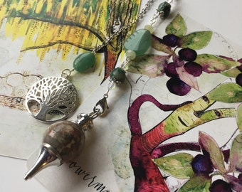Tree of Life Pendulum