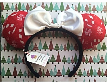 Christmas Candy Ears