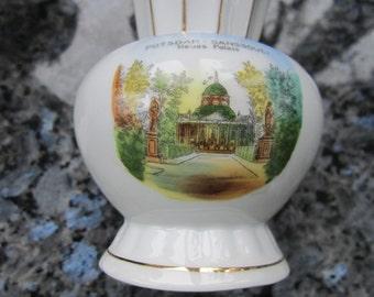 lovely vase painting Potsdam Sanssouci new Palace