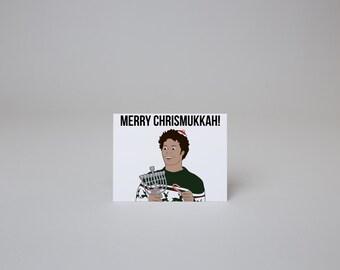Merry Chrismukkah! - OC Seth Christmas Card