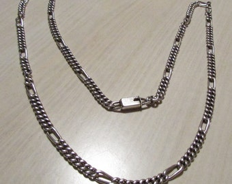Mexican 925 Sterling Silver Chain Eagle 1