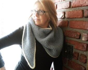 Knit WRAP - Diane