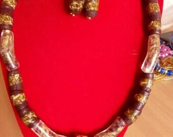 Dodoe Necklace Bracelets and Earrings