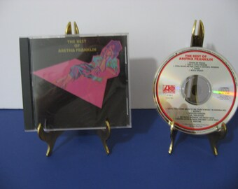Aretha Franklin - The Best Of Aretha Franklin - Compact Disc