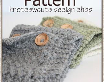 Coffee Cardigan - Crochet Pattern