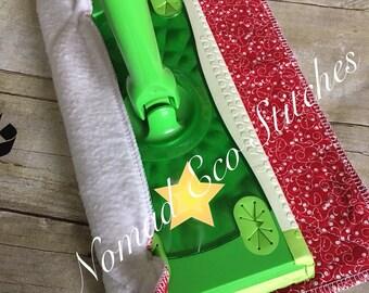 Reusable Swiffer Style Sweeping Cloth- Random Prints