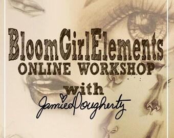 Bloom Girls Elements Workshop