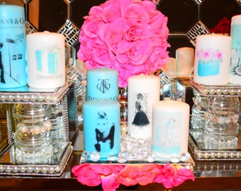 Tiffany & Co. Inspired Candles