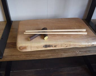 Wooden seving tray/ cutting board