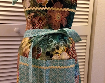 Gifts For Her: Reversible Chef's Apron
