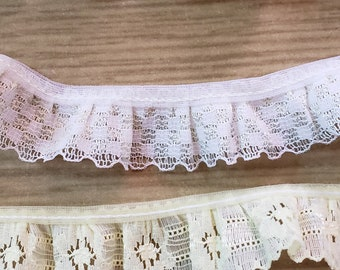 Yellow lace bundle (3 count)
