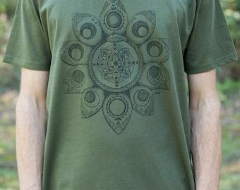 Males Fair Wear and Organic T-Shirt - Lunaborea