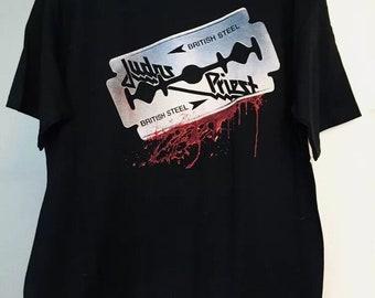 Judas Priest mens t Shirt size large