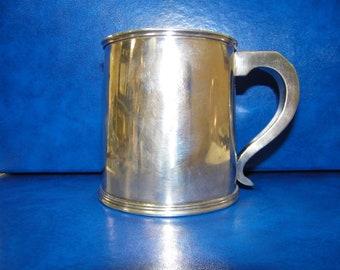 G. Forbes American Coin Silver Mug