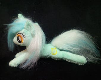 Lyra Heartstrings My Little Pony plushie
