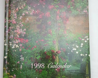 Victoria's Secret 1998 Hardcover London Limited Edition Calendar Extremely Rare Collectible