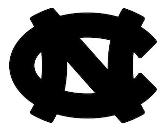North Carolina Vinyl Sticker