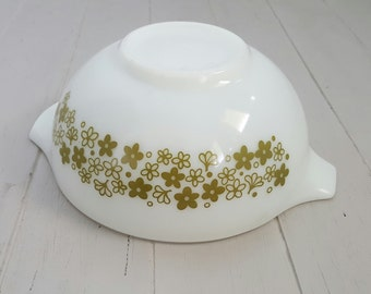 PYREX Mixing Bowl Spring Blossom Green 22cm