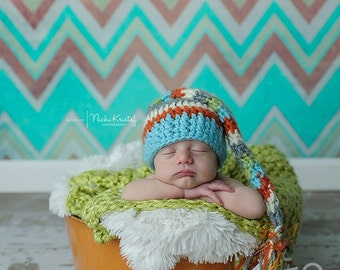 chevron Photography backdrop,newborn prop,wedding Vinyl backdrop D-7806