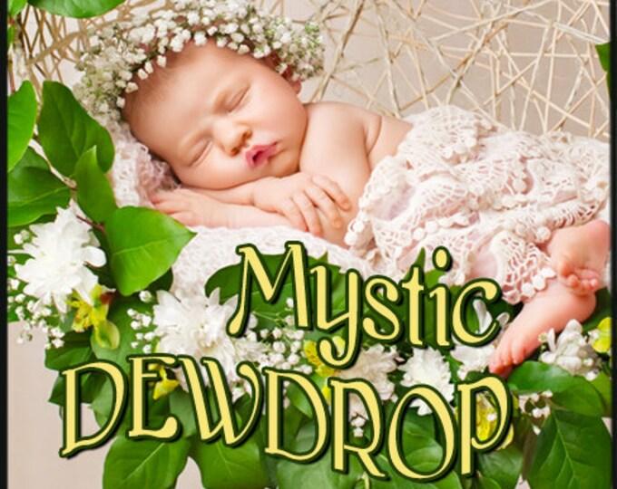 Mystic Dewdrop w/ La Femme Mystere - Spring 2018 - Pheromone Enhanced Perfume for Women - Love Potion Magickal Perfumerie