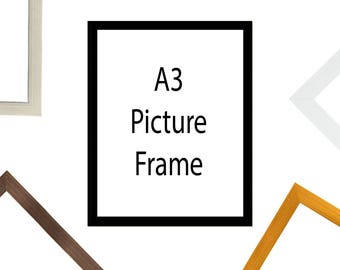 "A3 Picture Frame - (11.7"" x 16.5"")"