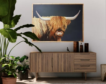 Highland Cow - Made to Order