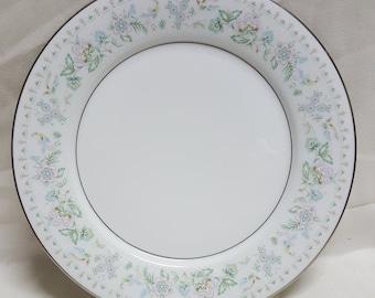 "Vintage Noritake 2354 China Spring Song Pattern 8"" Sandwich Plate"