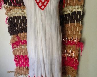 Lily vintage 70's gauze sundress