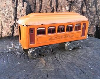 Antique Lionel 603 Pullman Car - O Scale Railroad Coach Circa 1920 to 1925