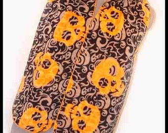 Phantoms Fleece Scarf, Muffler, Bufanda, Skulls, Ghost's & Bat's