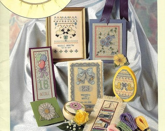"""Sheet embroidery cross stitch """"Variety"""" and support to embroider"""