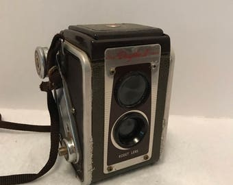 Vintage Kodak Dua Flex IV Camera