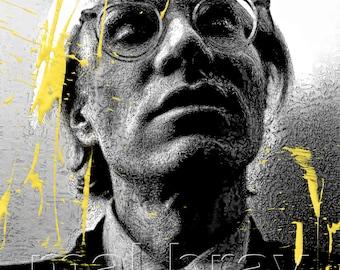Andy Warhol, artist, print, poster