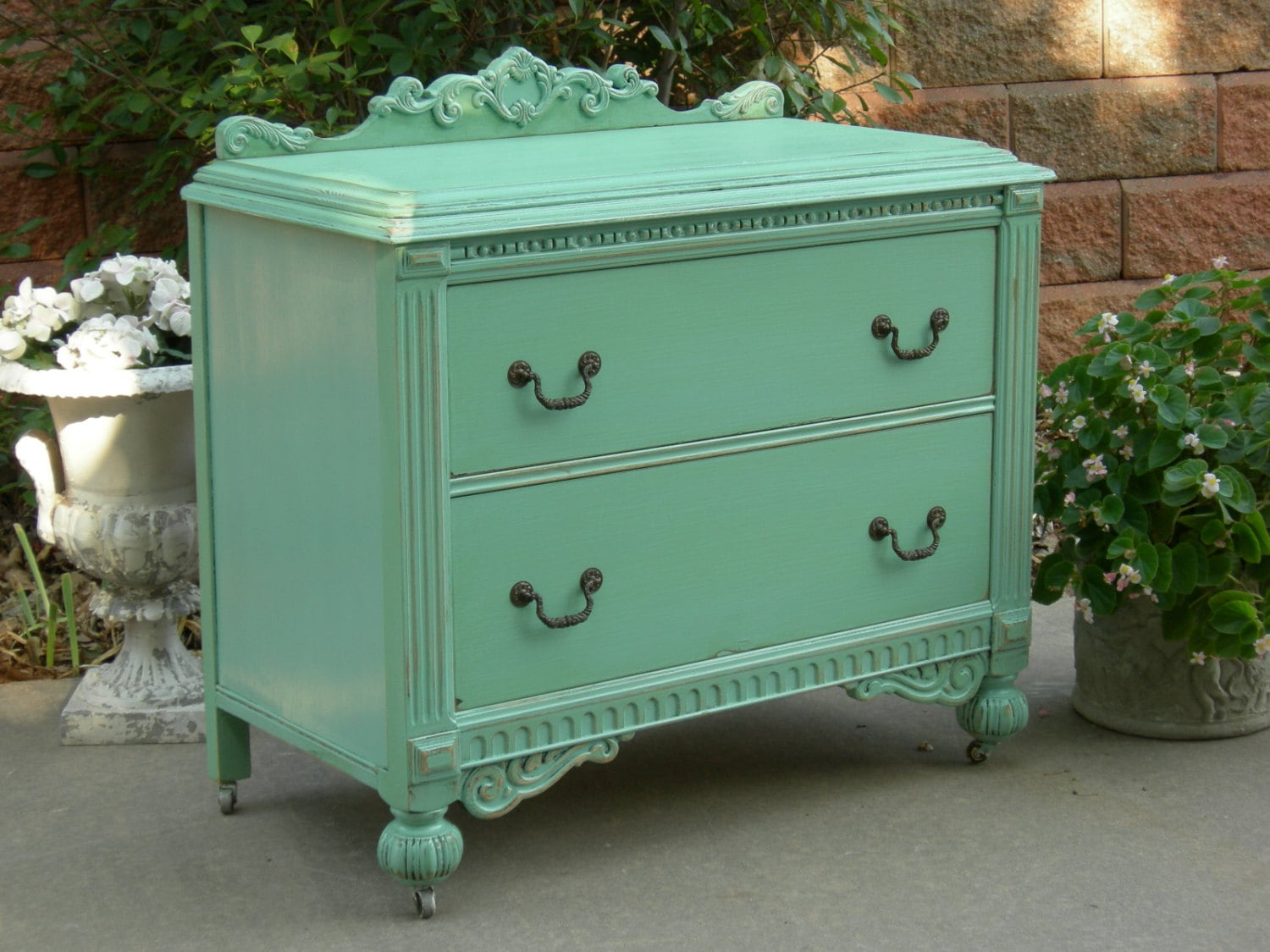 shabby chic furniture bedroom. Shabby Chic Furniture Painted Antique Bedroom FOR CUSTOM ORDER. Gallery Photo