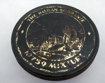 Vintage The Balkan Sobranie Tobacco Tin