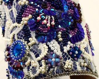 """""""Magic"""" - beadwork bracelet"""